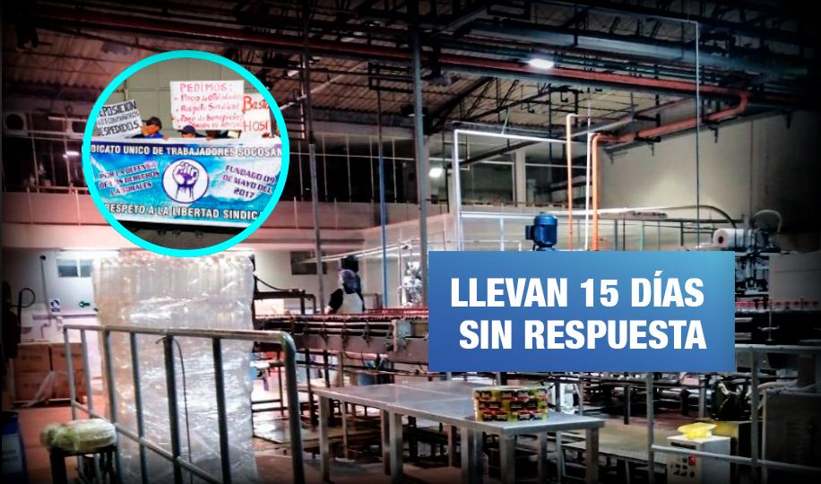 Arequipa: Empresa Socosani no entrega resultados de pruebas rápidas a trabajadores