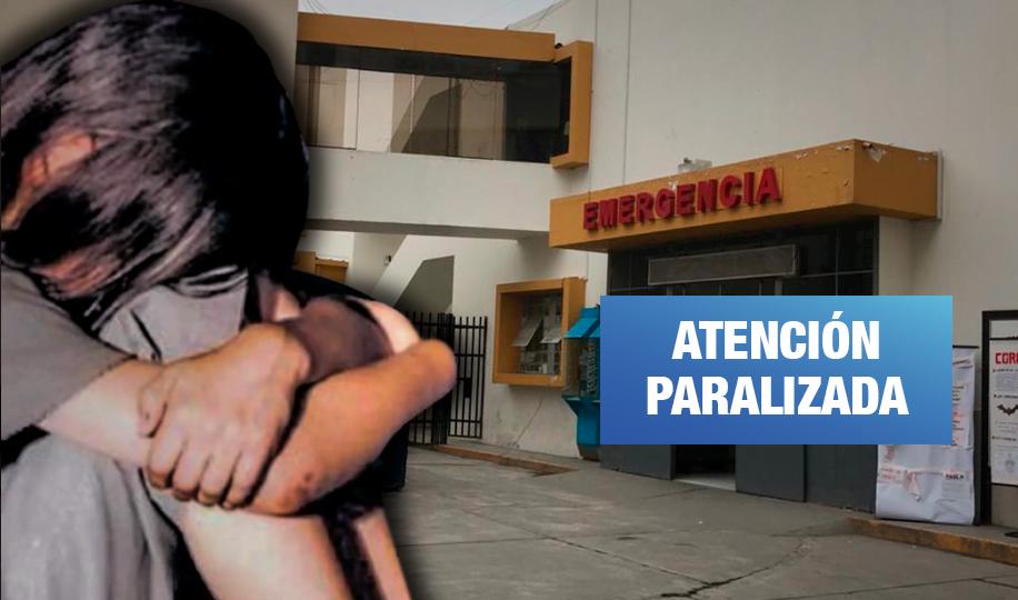 Arequipa: Hospitales colapsados no entregan kit de emergencia a víctimas de violencia sexual