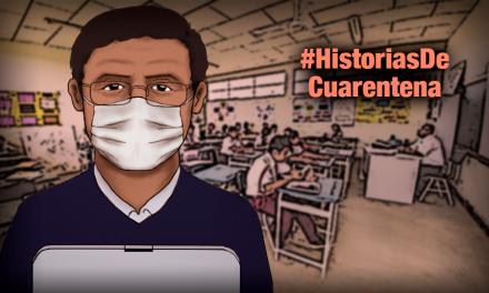 Un virus más rápido que Internet: La odisea de un profesor para enseñar a sus alumnos indígenas en Loreto