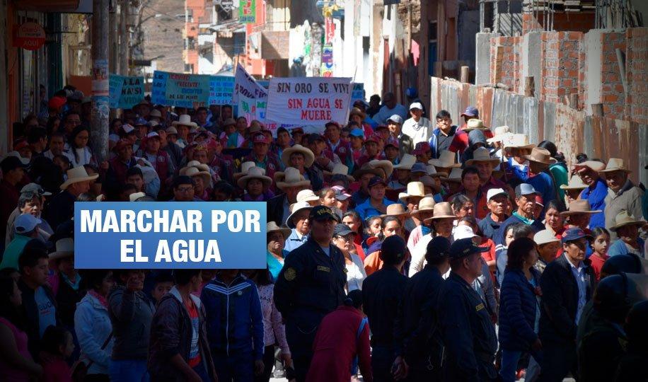 Otuzco, el pueblo que expulsó a una minera en defensa de su cuenca
