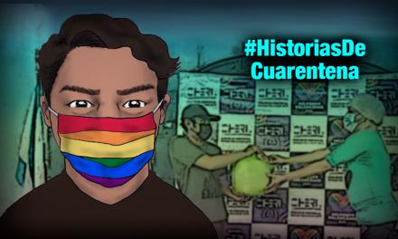 Clauco Velásquez: el educador que defiende los derechos LGTBI en Iquitos