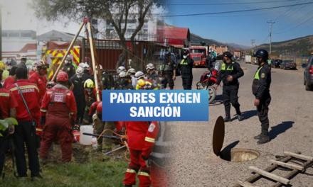 Empresas y municipios deslindan responsabilidad sobre  muerte de menores en Lima y Cusco