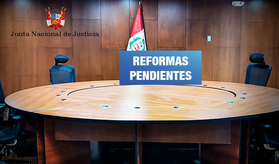 La espera que desespera: Lo que la JNJ enfrenta para hacer justicia, por Cruz Silva