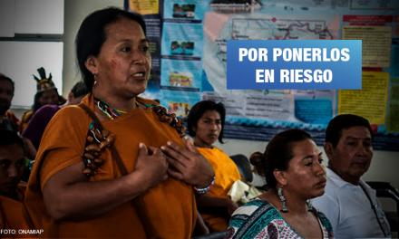 Mujeres indígenas demandan al Gobierno peruano tras abandono de pueblos nativos