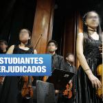 Minedu recorta plazas docentes del programa musical gratuito Orquestando