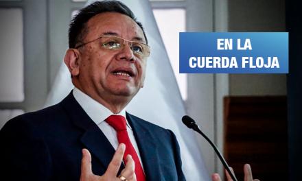 Fiscal de la Nación presenta dos denuncias contra congresista Edgar Alarcón