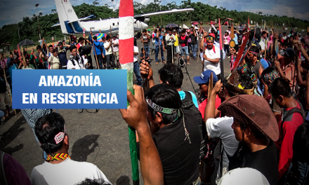 Federaciones amazónicas en 'movilización permanente' por falta de atención