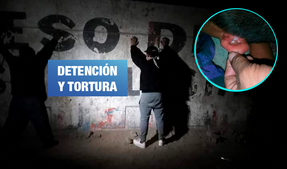 Huaycán: Denuncian a militares, policías y serenos por brutal golpiza