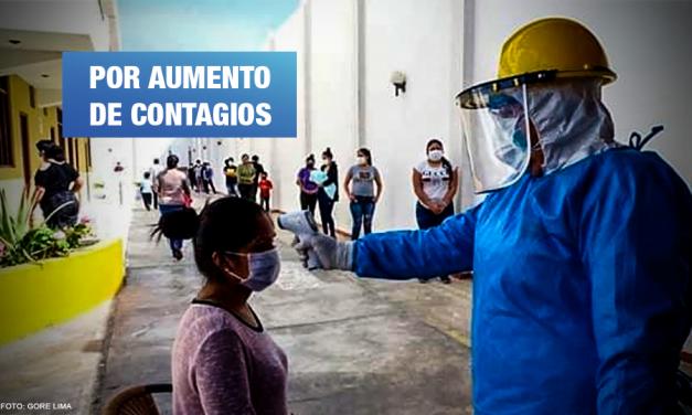 Región Lima: Autoridades piden cuarentena focalizada