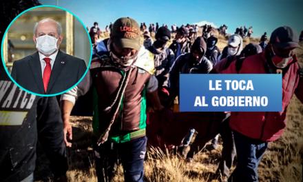 Conflicto en Espinar: Piden que premier Cateriano instale nueva mesa de diálogo
