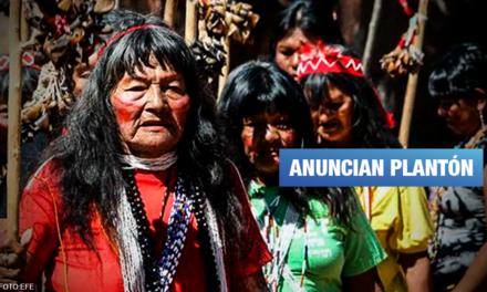 """""""Cateriano no debe olvidar que sin voto de confianza de pueblos indígenas no hay democracia"""""""