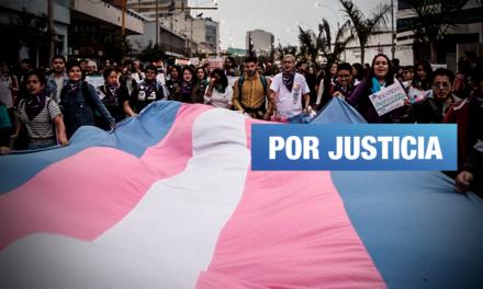 Poder Judicial se rectifica e incluye casos LGTBI en acceso a la justicia