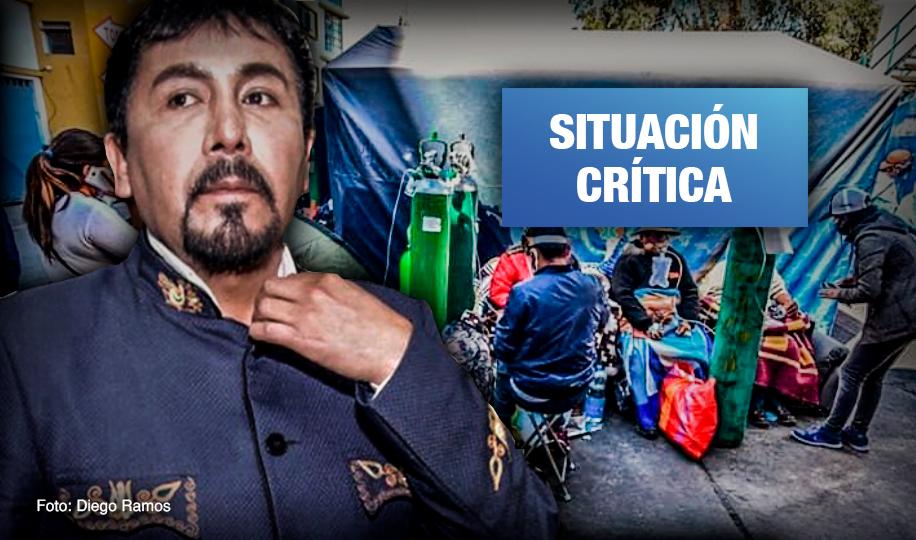 Colegio de abogados de Arequipa denuncia a gobernador por aumento de contagios y muertes