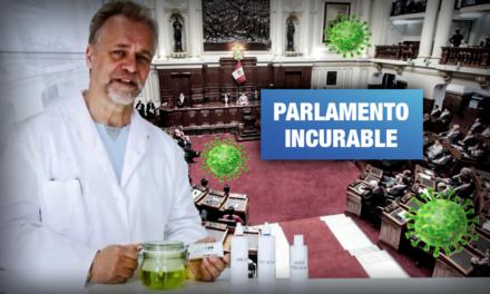 El pseudomédico y los doctores espirituales invitados a comisión del Congreso