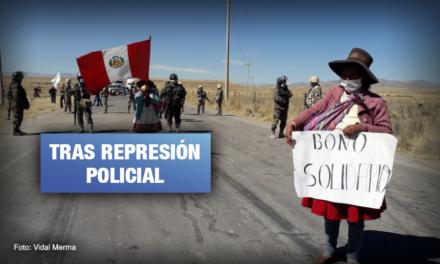 Conflicto en Espinar: tres comuneros hospitalizados por heridas de bala