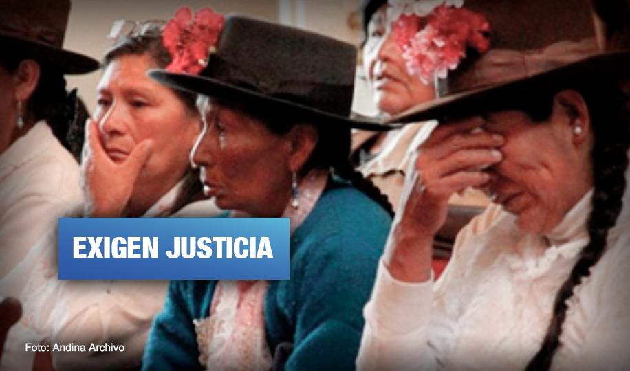 Esterilizaciones forzadas: mujeres se organizan frente a posible fallo a favor de exministro Costa Bauer