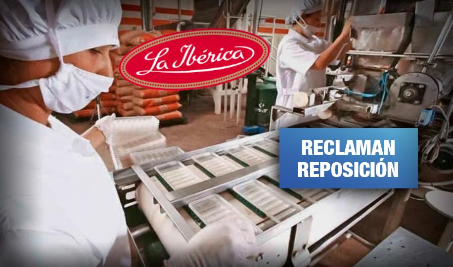 Fábrica de chocolates La Ibérica suspende a 140 trabajadores pese a recibir crédito de Reactiva