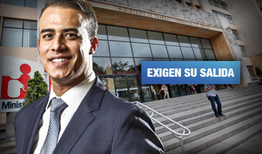 Trabajadores del sector público rechazan designación del ministro Ruggiero