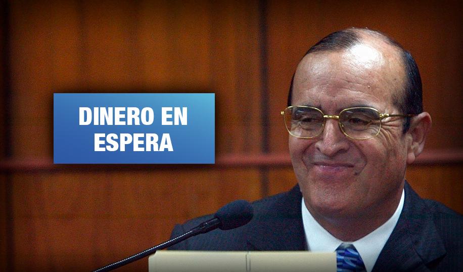 Gobierno peruano demora gestiones para repatriar US$30 millones de Montesinos