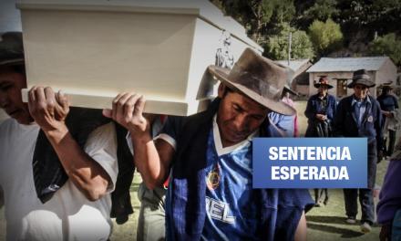 20 años de cárcel para coronel del Ejército responsable de asesinato de 17 campesinos