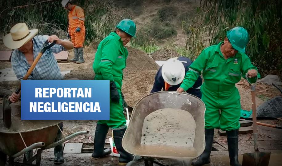 Denuncian que minera Sierra Antapite intenta ocultar trabajadores con COVID-19