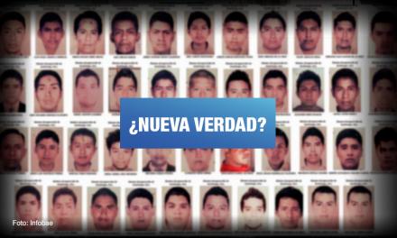México: Identifican restos del tercer estudiante de los 43 desaparecidos en Ayotzinapa