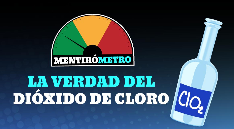 [GRÁFICA]¿El dióxido de cloro cura el COVID-19?