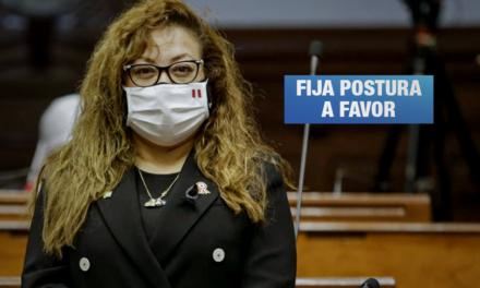 Ministra de Ambiente defiende el Acuerdo de Escazú frente al Congreso