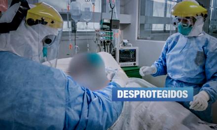 Médicos, enfermeros y técnicos de la salud siguen a la espera de derechos laborales