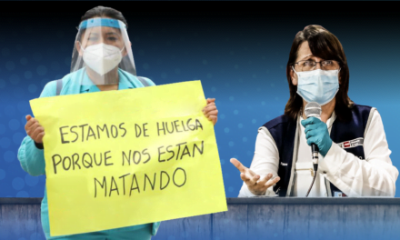 [GRÁFICA]: «El virus no hace huelga»