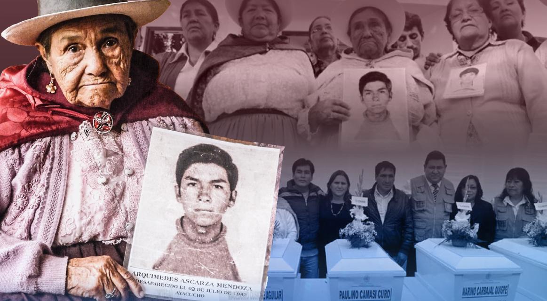 [GRÁFICA]: A tres años de la partida de Mamá Angélica