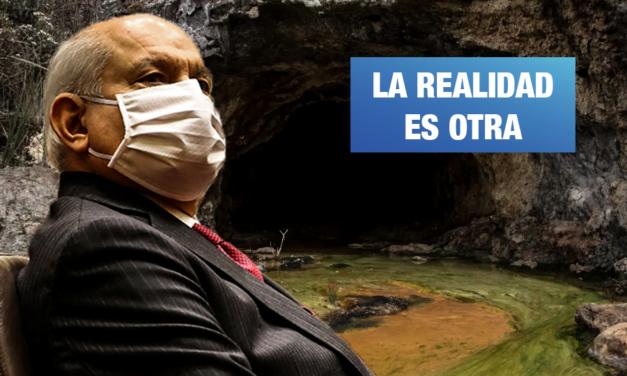 Premier dice que solo ilegales contaminan, pero hay 56 mineras formales sancionadas en 5 años