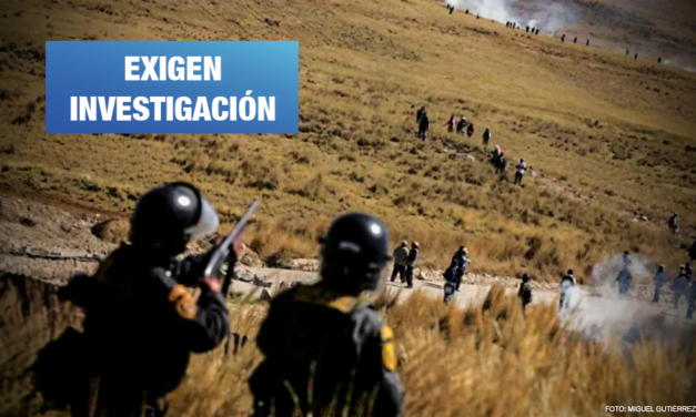 Torturas en Espinar: la tarde más violenta del conflicto