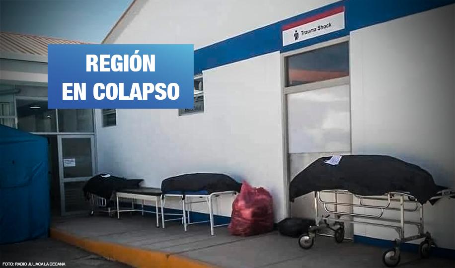 Defensoría: No hay espacio para almacenar cadáveres en hospital de EsSalud en Puno
