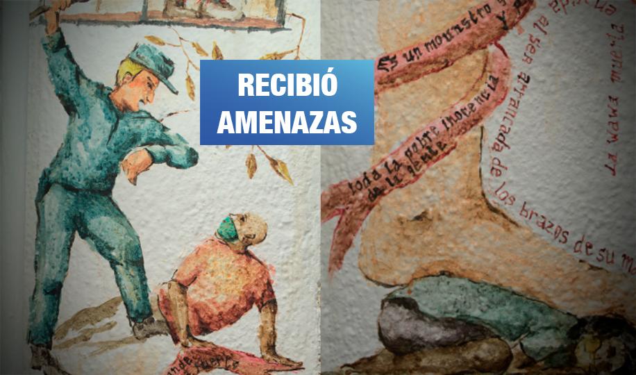 Daniela Ortiz, la artista peruana que dejó España por cuestionar monumentos racistas