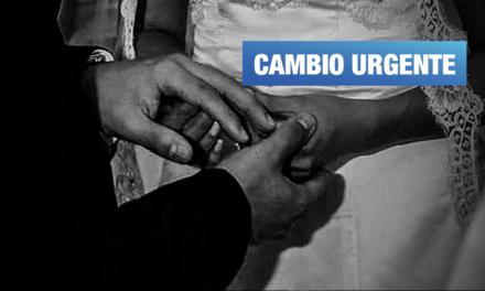 Proyecto de ley busca erradicar matrimonio de adolescentes menores de 16 años