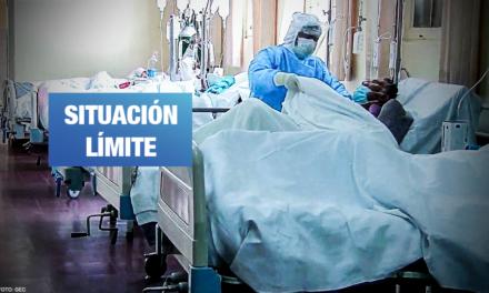 Puno colapsa ante alza de contagios y familiares viajan a Arequipa por Oxígeno