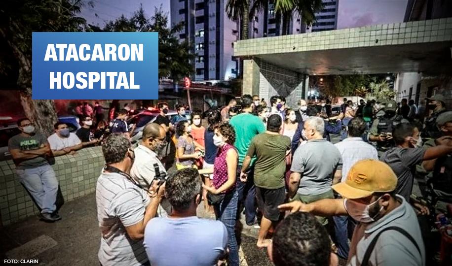 Grupos 'provida' acosaron a niña embarazada por violación en Brasil