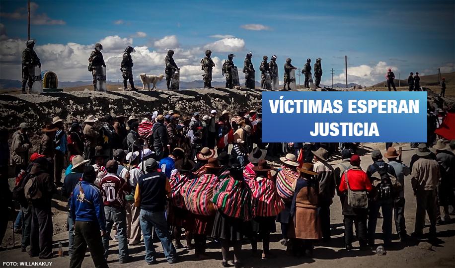 Exigen que Fiscalía investigue casos de tortura cometidos contra población de Espinar