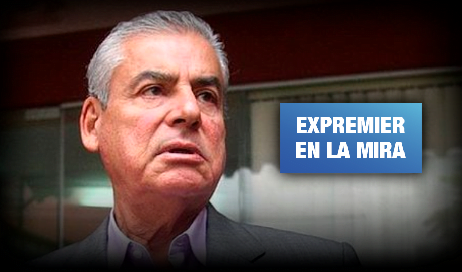 Fiscalía halló presuntas coimas de casi US$3 mil mensuales dirigidas hacia César Villanueva
