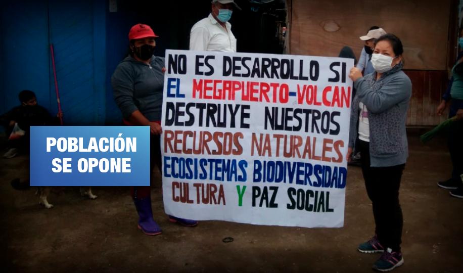 Chancay: advierten graves impactos ambientales en la construcción de megapuerto de Volcan