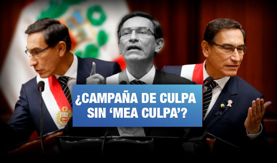 El Covid no mata solo: Punto de quiebre del gobierno de Vizcarra, por Laura Arroyo