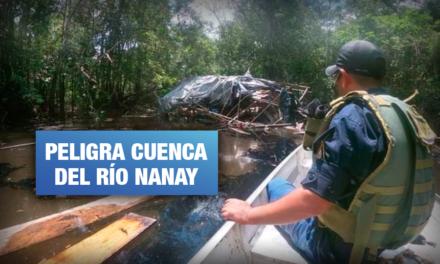 Loreto: Exigen intervención del Ejecutivo ante el aumento de dragas por la minería ilegal