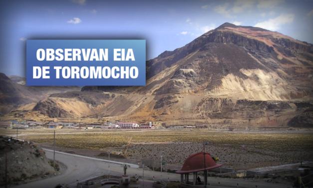 Frente de Morococha reclama exclusión de familias del área de influencia de minera Toromocho