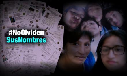 Mujeres desaparecidas: Gobierno anunció registro nacional pero familias continúan sin apoyo