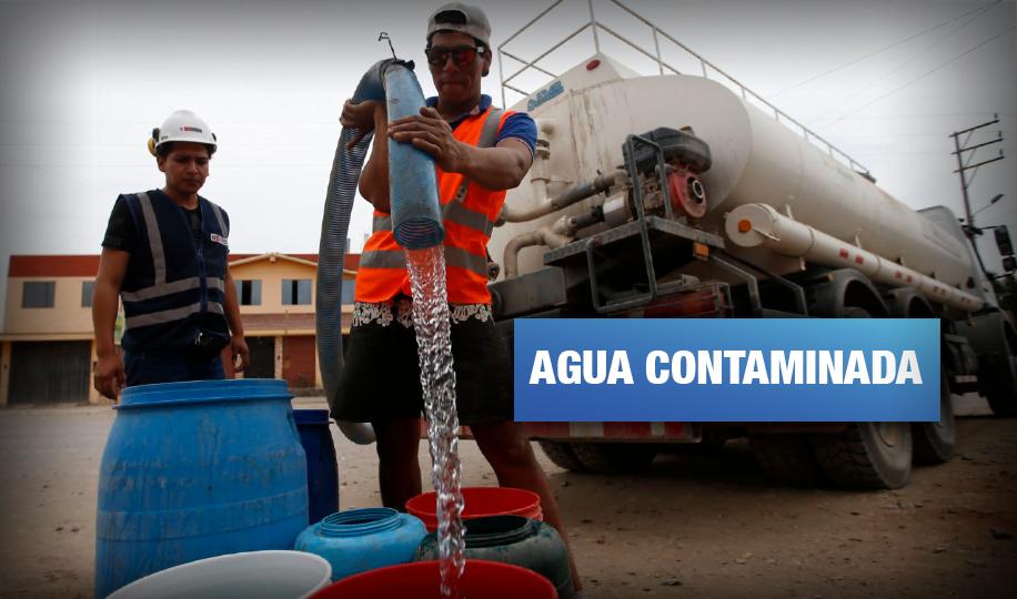 Declaran en emergencia distrito de Lambayeque por consumo de agua con arsénico