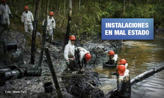 Lotes petroleros y Oleoducto Norperuano fueron fuente de 474 derrames de crudo desde el 2000