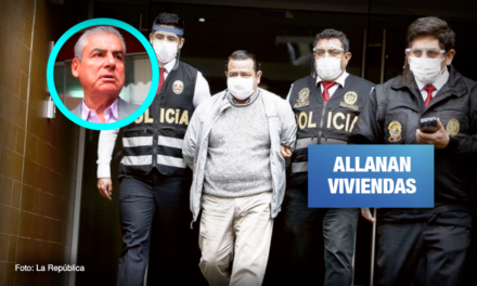 Lava Jato: Detienen a asesor de César Villanueva en operativo por presuntas coimas