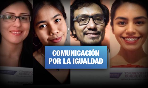 Conoce a los ganadores del concurso periodístico que denuncia la violencia obstétrica y la maternidad infantil