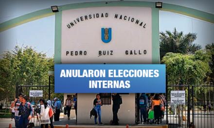 Sunedu niega licenciamiento a Universidad Pedro Ruiz Gallo y Poder Judicial interviene sus elecciones